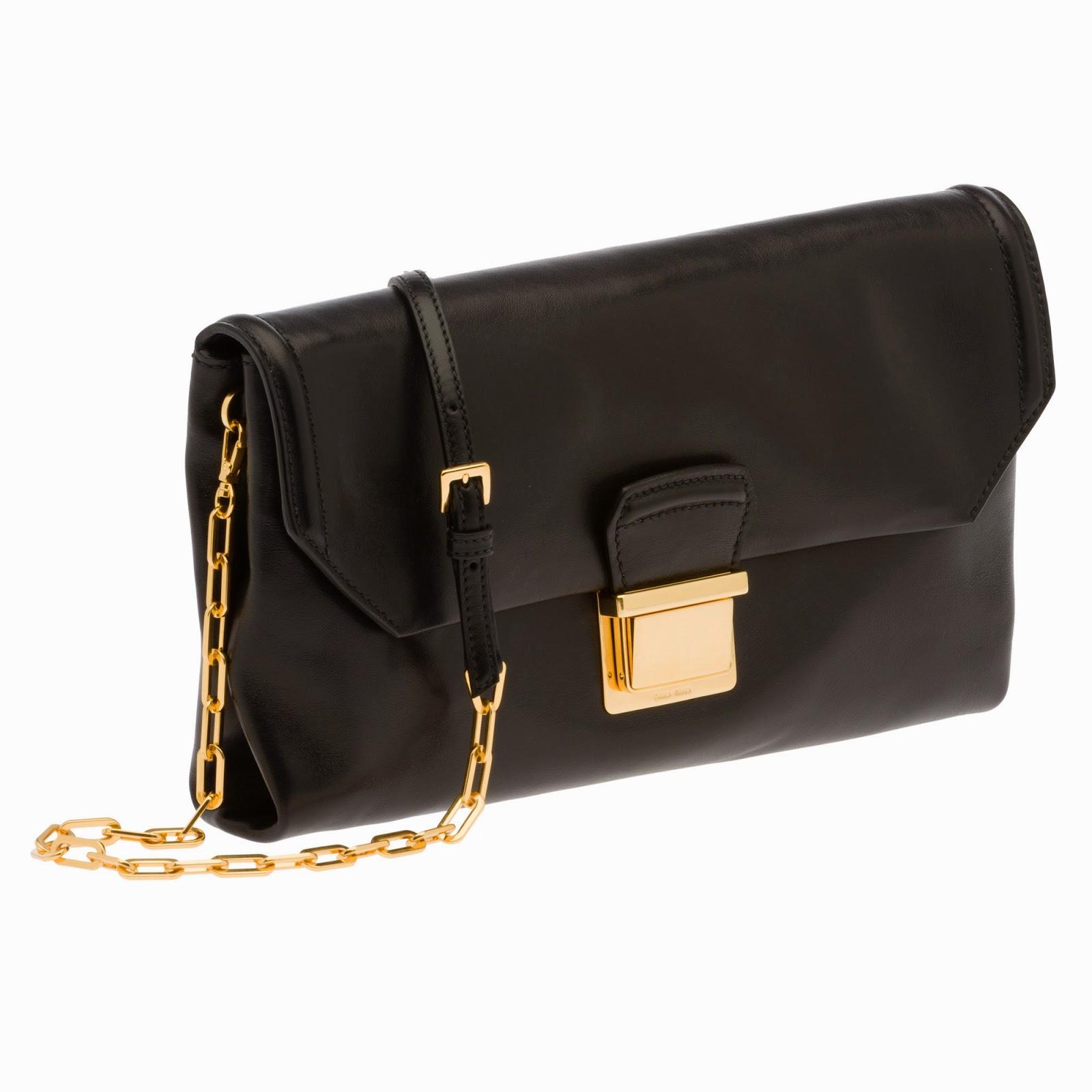 siyah+omuz+%25C3%25A7antas%25C4%25B1 Miu Miu Herbst Winter 2014 Handtaschen Modelle