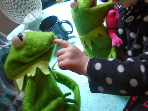 Toyriffic: Saturday with Kermit