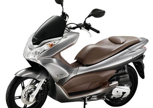 Sepeda Motor Honda Terbaru 2012