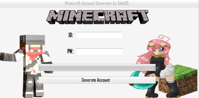 Free Minecraft Accounts List