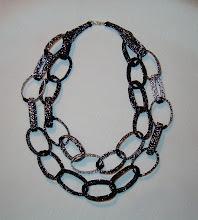"""Coleccion 2011. Collar """"Eslabones"""""""