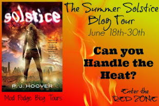 The Summer Solstice Blog Tour
