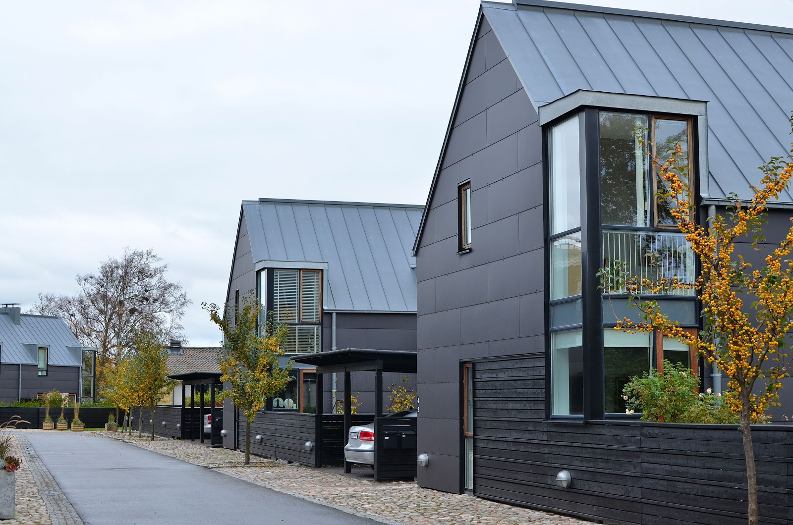 The things i enjoy vandkunsten architects 58 modern for Architecture design for home in village
