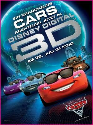 Vương Quốc Xe Hơi 2 Vietsub - Cars 2 3D Vietsub (2011)