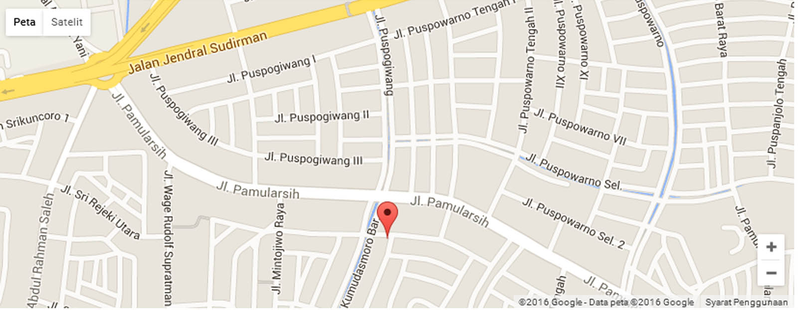 Lokasi Sanggar  :