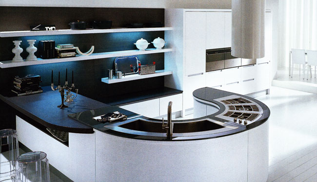 Modern Kitchen Kitchen Interior Design Ideas Inspirations For You