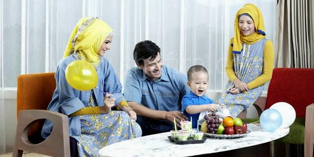 Orang Tua adalah Guru Terbaik bagi Anak