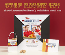 March Special - Step Right Up!  Fun Promotion