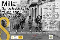 El 16 de julio de 2012 con un recorrido por las calles de Triana