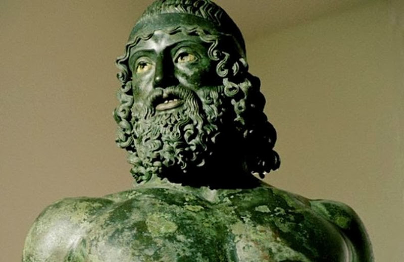 Italy's 'abandoned' Riace Bronzes back on show in Calabria