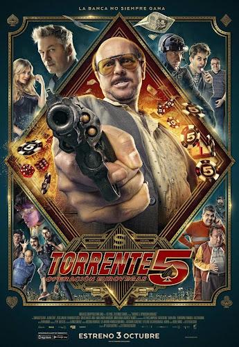 Torrente 5: Operación Eurovegas (DVDRip Castellano) (2014)