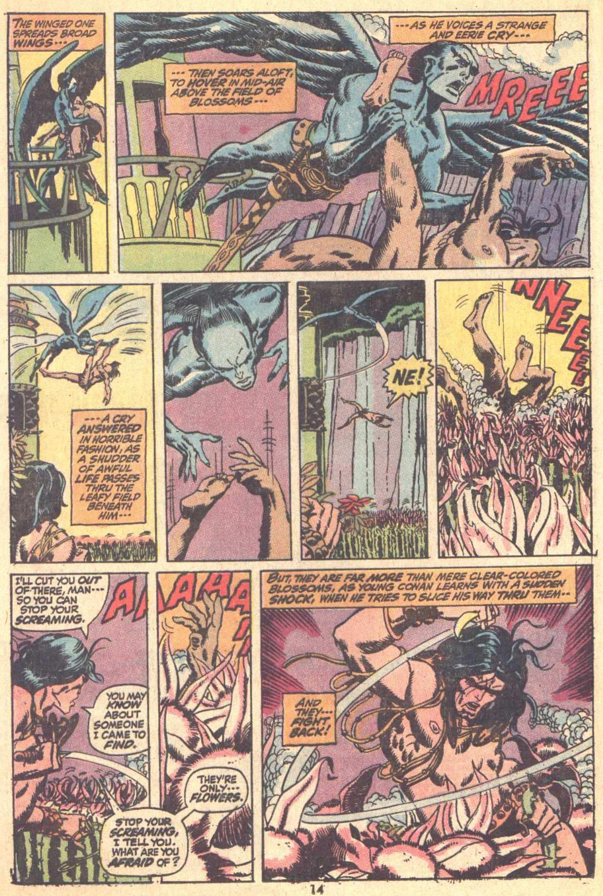 Conan the Barbarian (1970) Issue #9 #21 - English 11