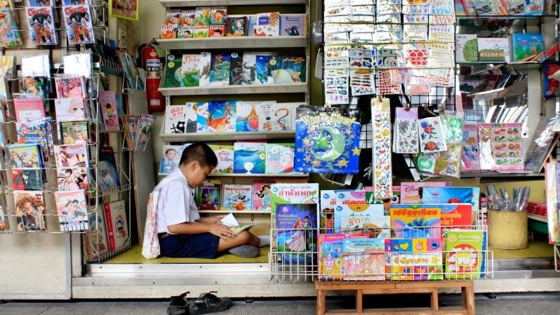 Lesen Thailand