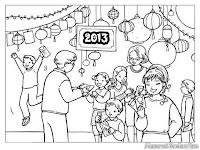 Pesta Tahun Baru 2013