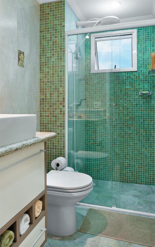 House -> Banheiro Hiper Pequeno