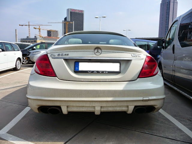 mercedes benz cl vath