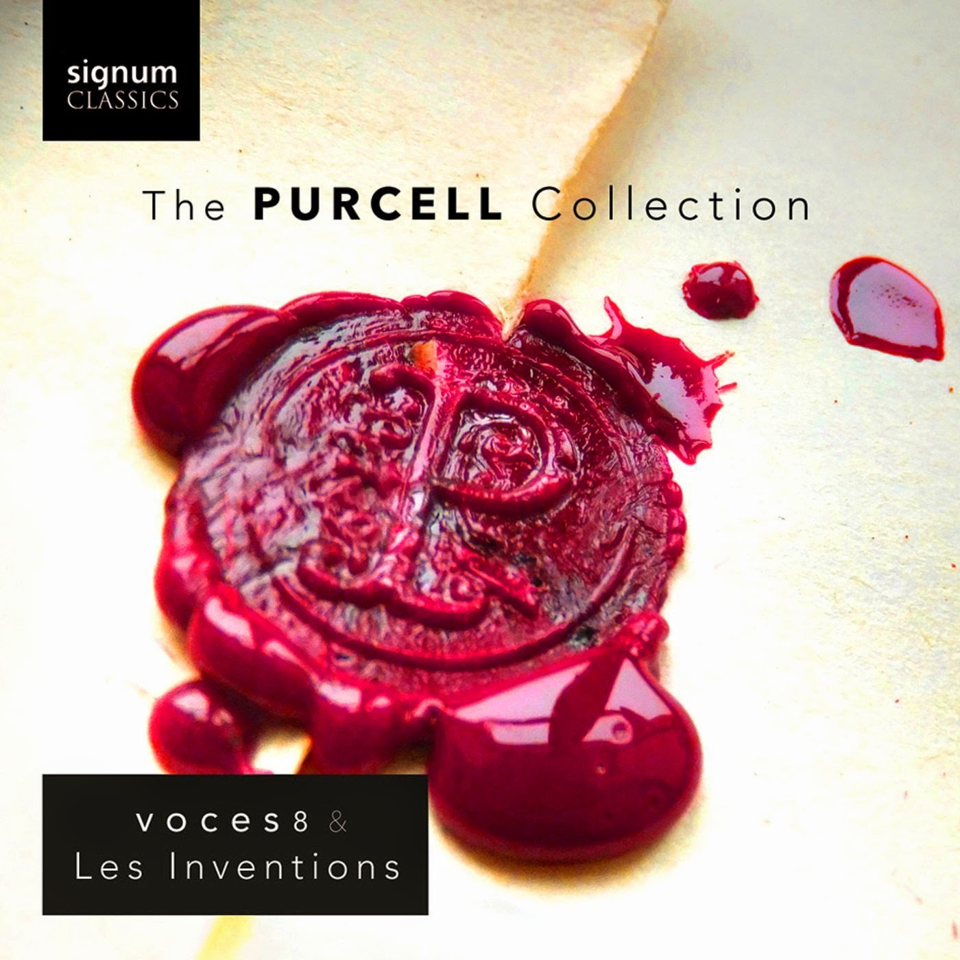 Voces8 - The Purcell Collection - SIGCD375