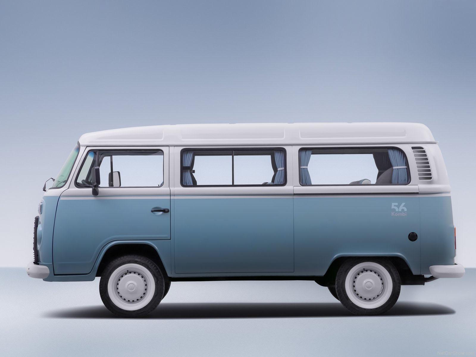 novo Volkswagen Kombi edição especial 2014 lateral