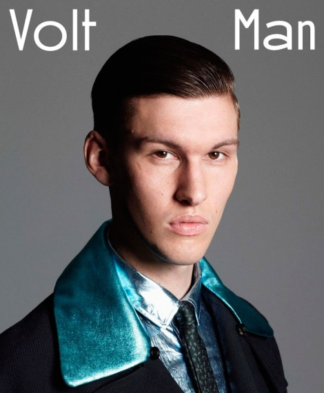 Willy Moon Volt Man No.13