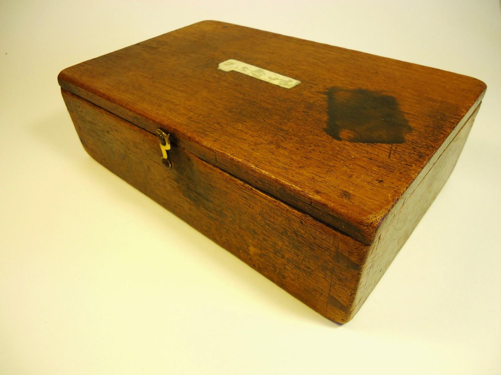 cajas antiguas inglesas de oficina de correos vendidas