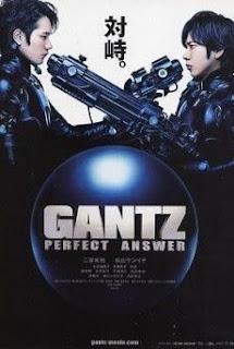 Gantz – Đáp Án Hoàn Hảo