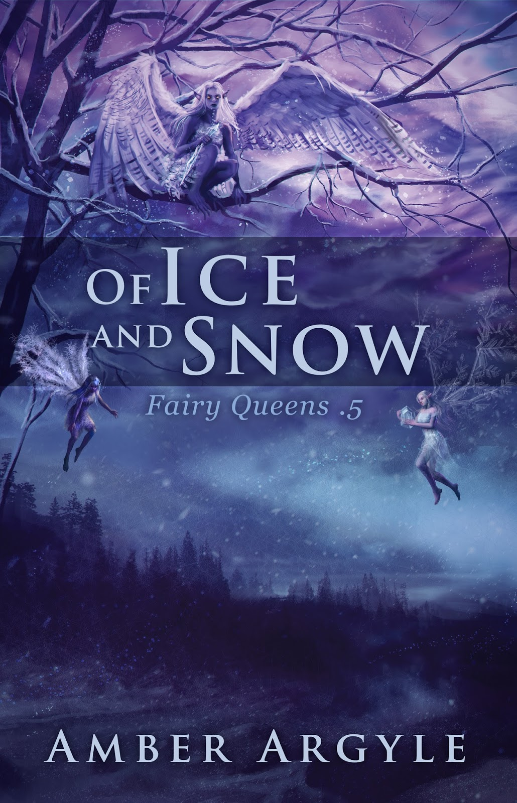 Pretty Book Cover Queen ~ Two chicks on books cover reveal of ice and snow by