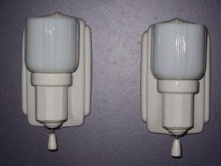 Vintage Bathroom Lighting