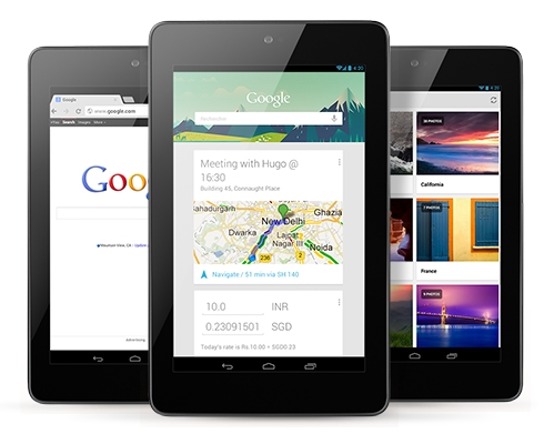 Nexus 7 tablet picture