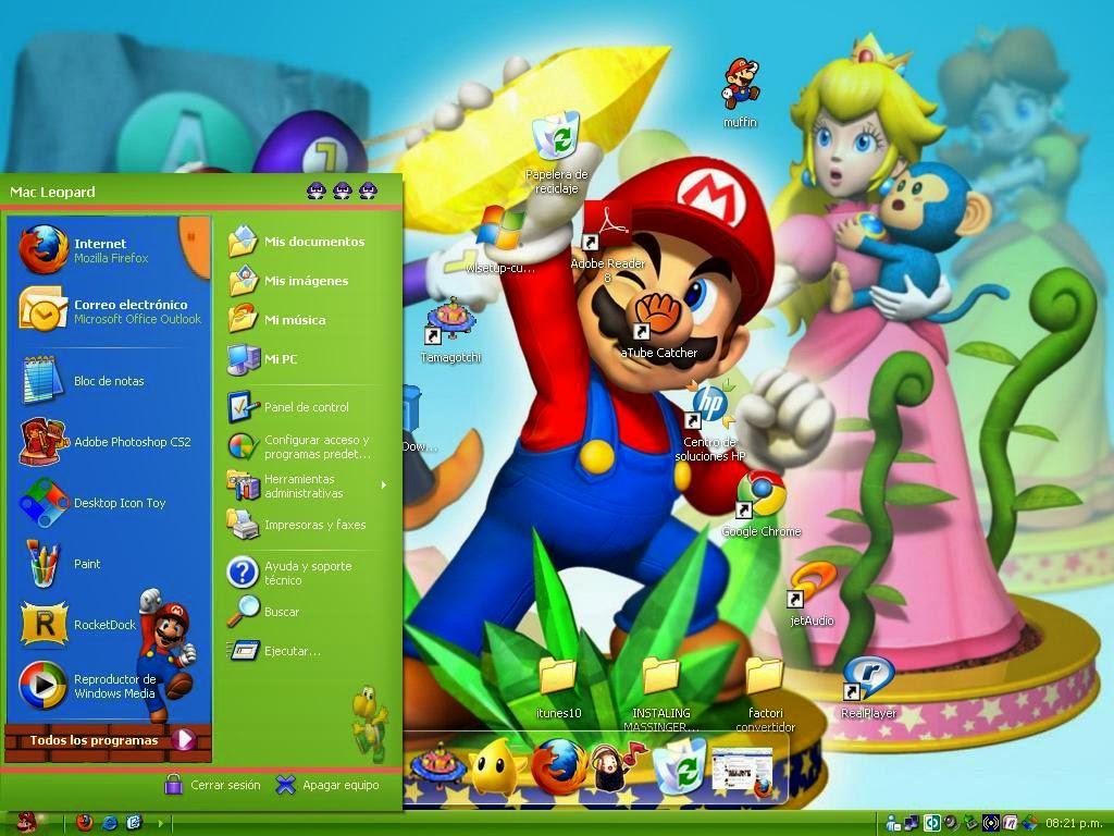 Tema Windows XP Keren 2015