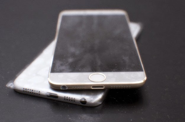 Apple New iPhone 6 Body Pictures Leaked Online