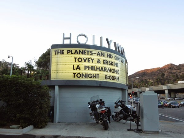 The Planets Concert Hollywood Bowl 2014