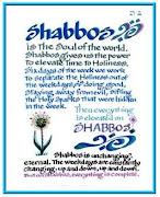 Shabbat Art