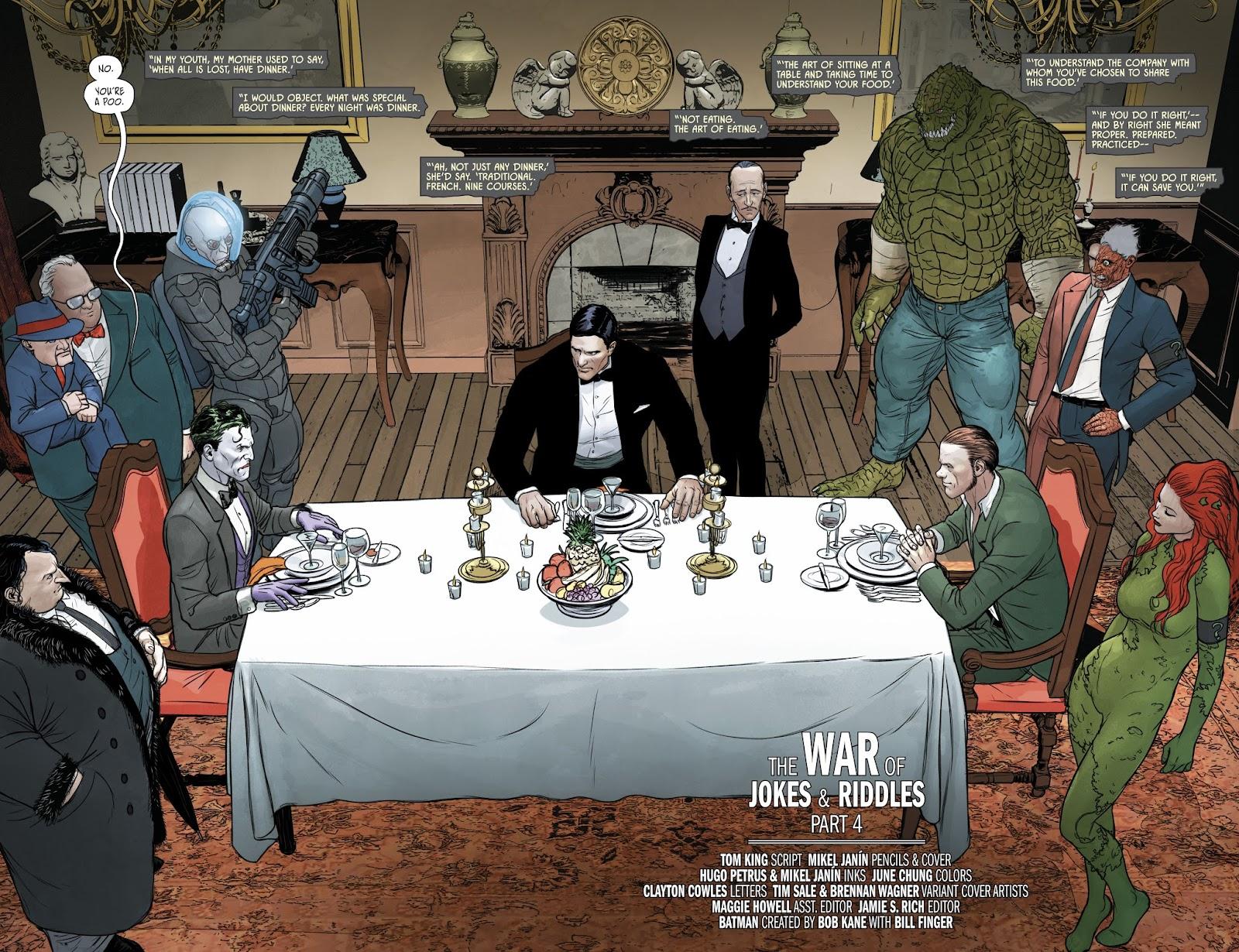 Read online Batman (2016) comic -  Issue #29 - 5