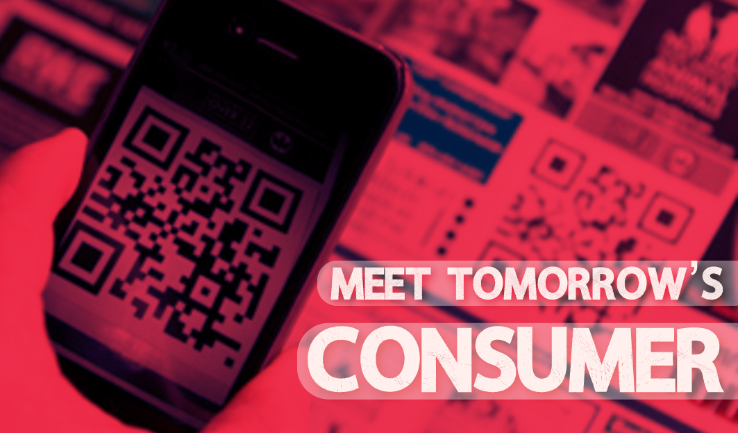 Meet Tomorrow's Consumer - infographic