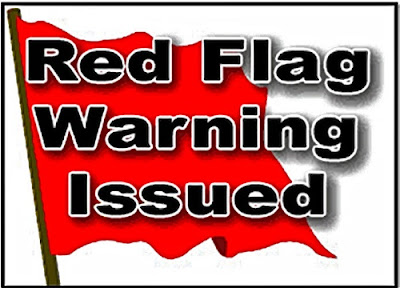 Red flag warning issued for acting schools