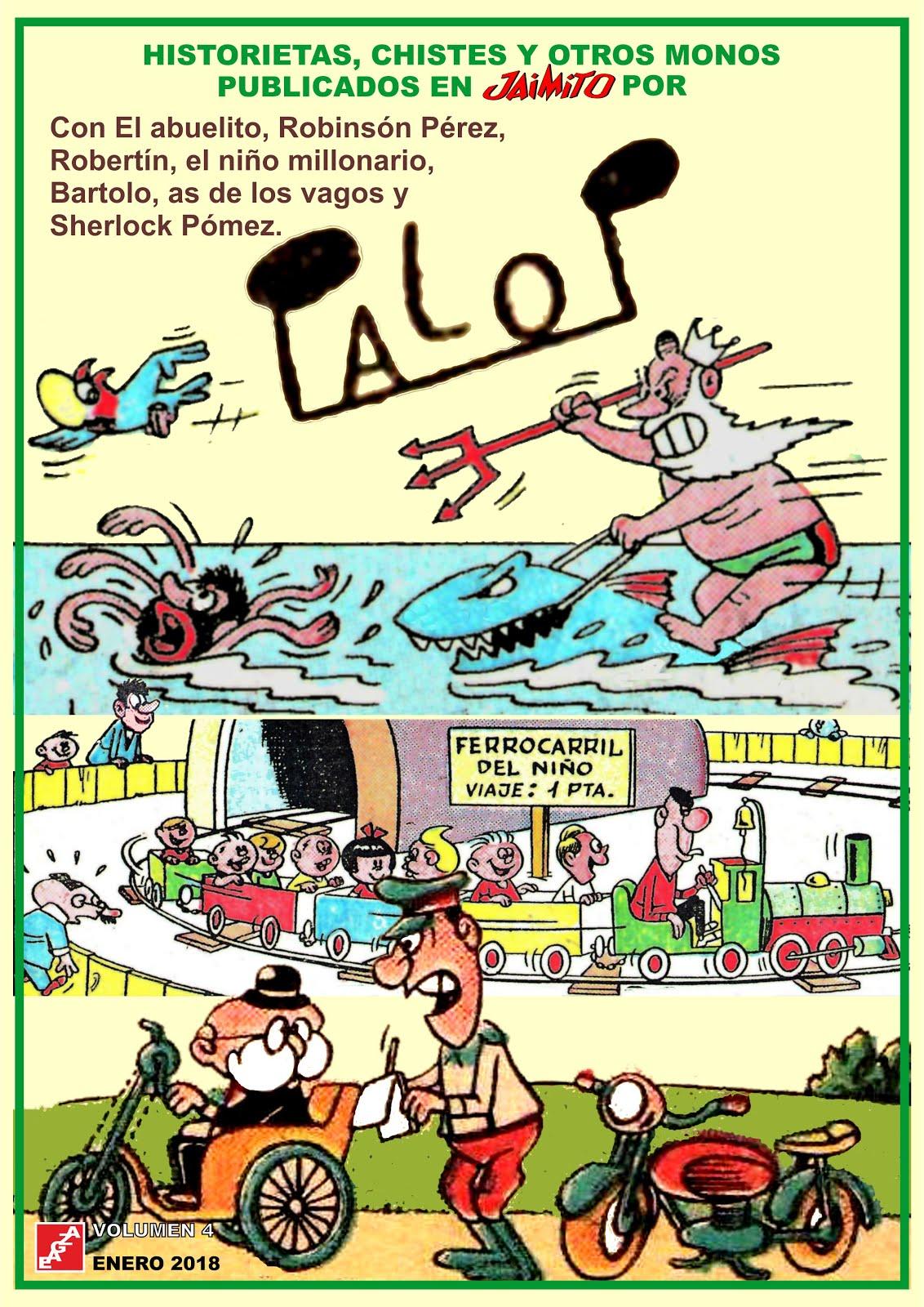 Palop - Volúmenes 01 - 05 - EAGZA