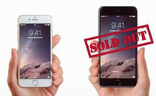 Apple Sets New Sales Record for iPhone 6 Models, Apple makes Sales Record for iPhone 6 Models, pre-ordering of iPhone 6 and iPhone 6 plus, demand of iPhone 6 and iPhone 6 Plus , buy iPhone 6 and iphone 6 plus, Apple mobile, price of iPhone 6 and iPhone 6 Plus