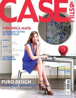 Rassegna stampa kerasan case e stili settembre 2012 for Stili case