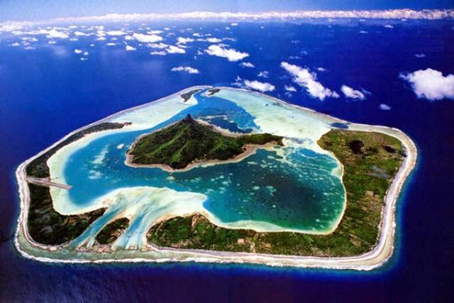 Maupiti  (Polinesia Francese)