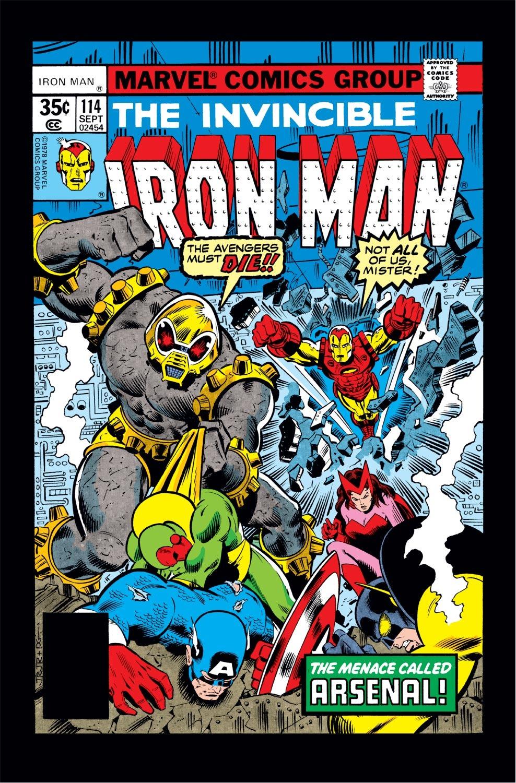 Iron Man (1968) Issue #114 #114 - English 1