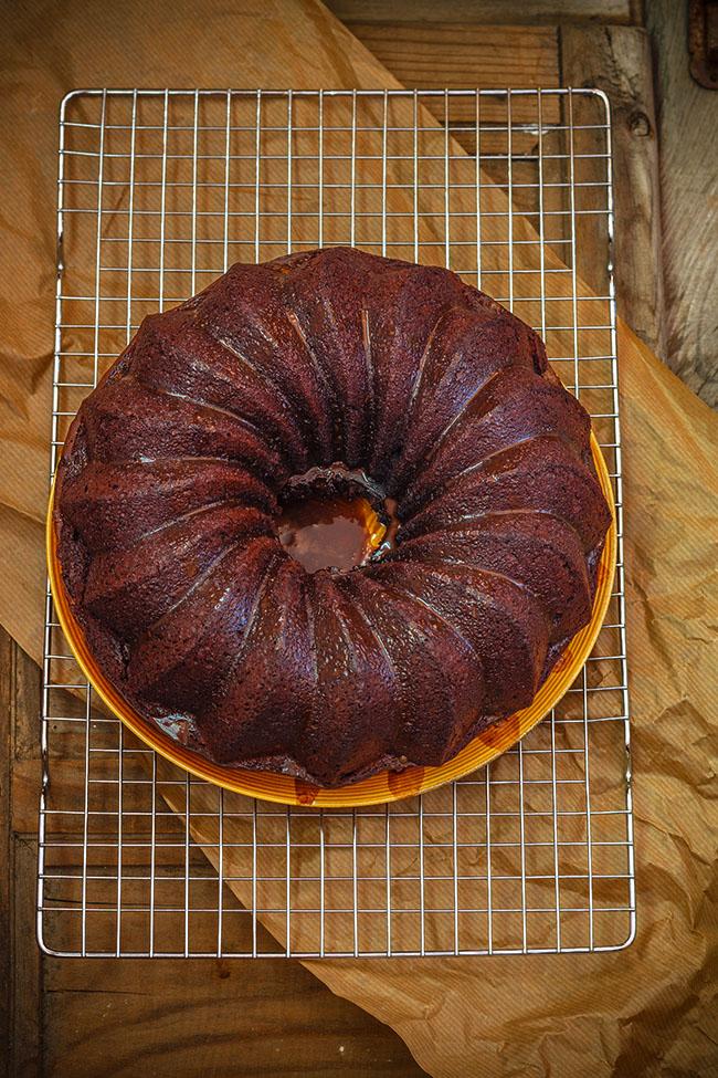 Bizcocho-chocolate-café http://www.maraengredos.com/