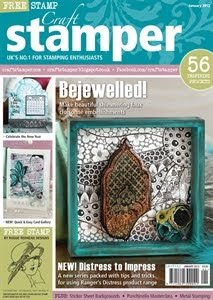 Published in Craft Stamper January 2013