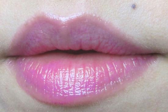 Paul & Joe Lipstick #108 Pink Balloon swatch