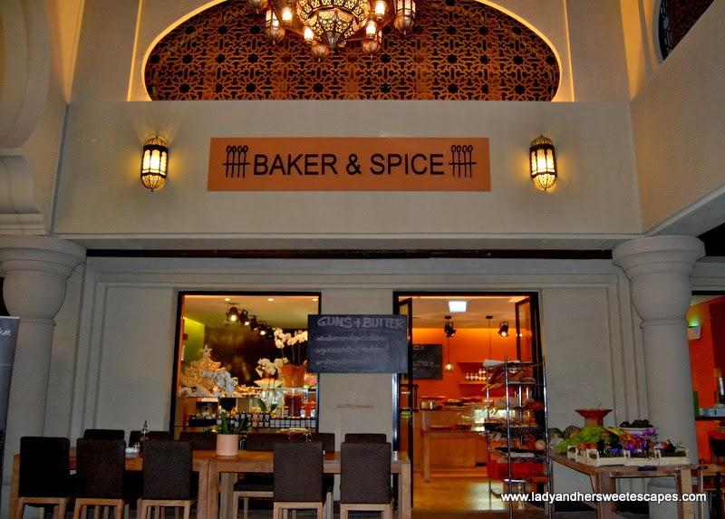 Baker & Spice Cafe at Souk al Manzil