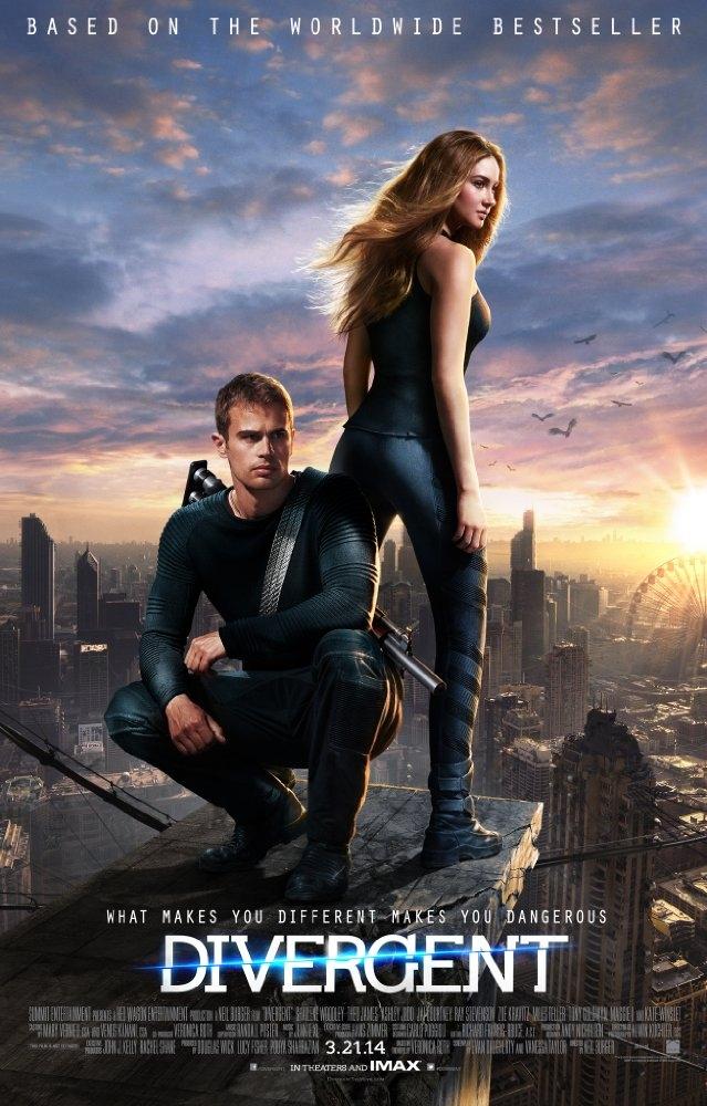 Dị Biệt: Những Kẻ Bất Trị - Divergent (2014)