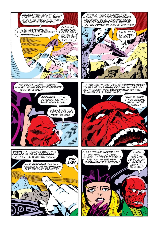Captain America (1968) Issue #212 #126 - English 6