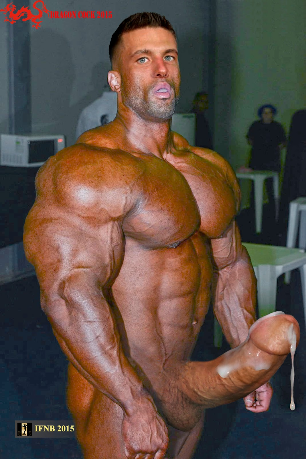 Gay Massive Muscle 114