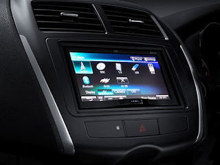 Premium Entertainment System (Navigation Ready)