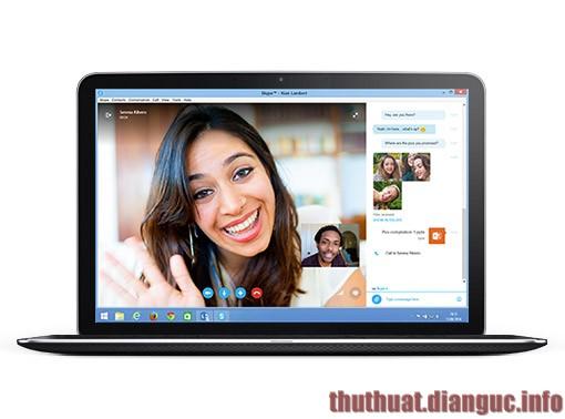Hướng dẫn cách sử dụng Skype trên nền web