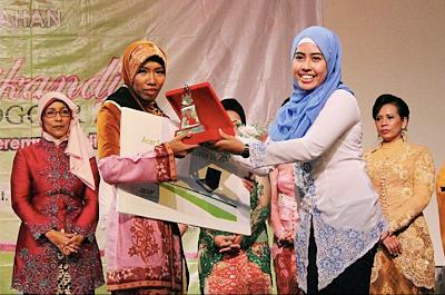 Srikandi Blogger 2013 Kategori terFavorit